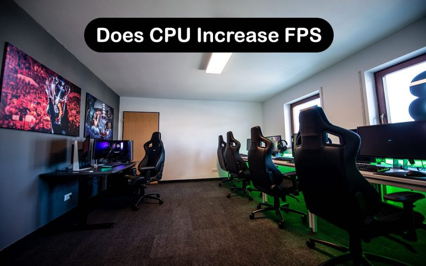 Does CPU Increase FPS